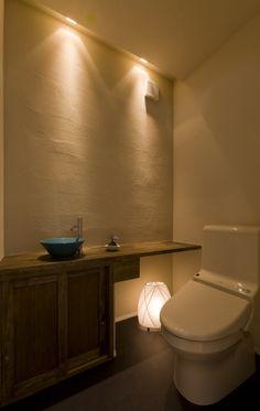 理想のトイレも注文住宅の醍醐味|大阪で自然素材の注文住宅なら納得住宅南大阪 | 大阪の注文住宅 | 納得住宅南大阪