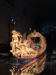 Bucintoro - la Sublime Barca Reale - Reggia Venaria Reale (allestimento anno 2013)