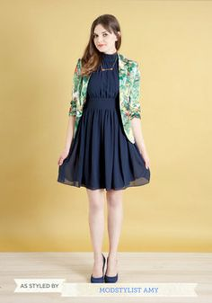 Windy City Dress, #ModCloth also in plus size!!!! love this site for the ModPlus!