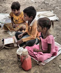 Rural school in madhya pradesh. Would love to teach these little ones!