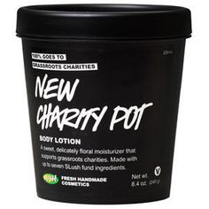 Charity Pot Body Lotion | 21 Of The Best Lush Products According To A True Addict