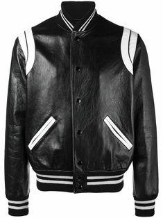 Vipzi New Men's Black and White mix baseball Leather Varsity Jacket all size Leather Varsity Jackets, Mens Leather Pants, Real Leather, White Leather, Wu Tang Clan, New Mens Fashion, Leather Fashion, Fashion Wear, Fashion Suits