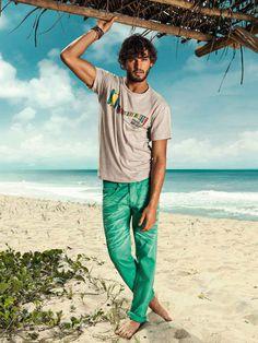 Marlon Teixeira: Campanha Coca-Cola Clothing