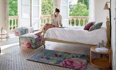 fourfancy Magazine: Il tappeto a punto croce