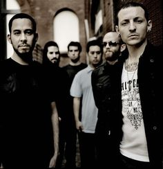 Linkin Park - love their last albums (probably too old for their early stuff already)
