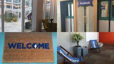 Les nouveaux bureaux parisiens de Facebook
