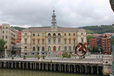 Ayuntamiento de Bilbao.