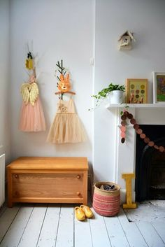 A little girls room