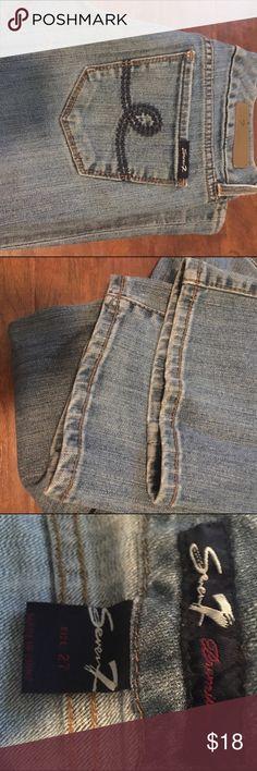 Seven7 Premium Denim! NWOT🙃 size 27, boot cut. Remember our jewelry sale! :) Seven7 Jeans Boot Cut