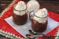 Crema de chocolate y nata - Recetas caseras y sencillas