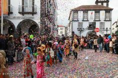 Escape to Carnaval in the Azores, Portugal    A festive Mardi Gras celebration is just four hours away if you aim to mark the holiday on the Mid-Atlantic Islands of the Azores. SATA Airlines is offering travel packages starting at $1,349 per person (air and 6 nights hotel including tax, double occupancy) and includes a Jeep tour of the Furnas Valley.