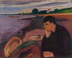 Melancholy (1894-1896)