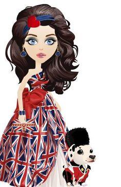 British 14
