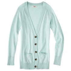 Target: Small, Mossimo Supply Co. Juniors Boyfriend Cardigan - Assorted Colors