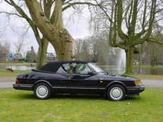 Saab 900 S Cabrio lived up to its name, the car flipping years