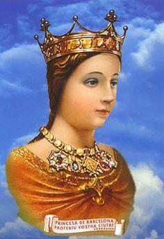 Puntadas marianas: Nuestra Señora de la Merced