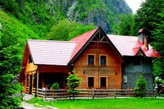 Stayed here Hotel Rilindja in the Valbones Valley of Albania, an amazing remote beautiful spot with the most incredibly friendly and warm pe. Hotels And Resorts, Best Hotels, Best Places To Travel, Places To Visit, Nickelodeon Hotel, Visit Albania, Hotel Stay, Travel Deals, Adventure Is Out There