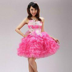 カラードレス スカート ミニドレス 花嫁二次会 花嫁ミニドレス ウェディングドレス ショート丈