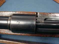 1940 42 CODE MAUSER K98k RIFLE MINT AND ALL MATCHING!