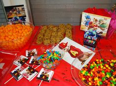 Moments with Nana: Alvin and The Chipmunks birthday party