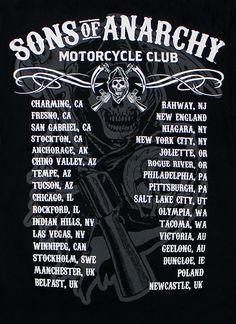 Massachusetts Harley Davidson T Shirts