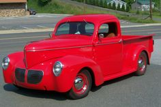 '40 Willys Truck_all steel_eBay