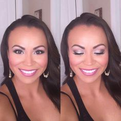 Want this look? The is Palette 3 of YOUNIQUE makeup Start shopping HERE: https://www.youniqueproducts.com/amandafoster210/party/3345302/view