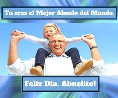 #Abuelo Feliz dia del Padre!!