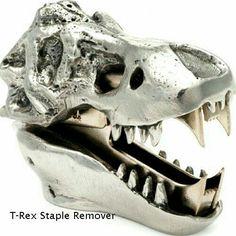 Trex staple remover