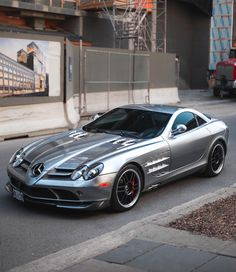 SLR 722 The post SLR 722 appeared first on mercedes. Mercedes Benz Mclaren, Mercedes Truck, Mercedes Benz Cars, Mercedes Models, Slr Mclaren, New Luxury Cars, Mercedez Benz, Exotic Sports Cars, Classic Mercedes