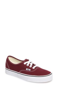 2c5fba553a21 VANS  AUTHENTIC  SNEAKER.  vans  shoes
