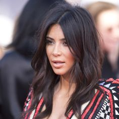 Kim Kardashian aux MTV Video Music Awards à Los Angeles le 24 août 2014