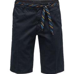Shorts mit Gürtel ab 49,00€ ♥ Hier kaufen: http://stylefru.it/s317193 #Shorts #Gürtel #MarcO'Polo