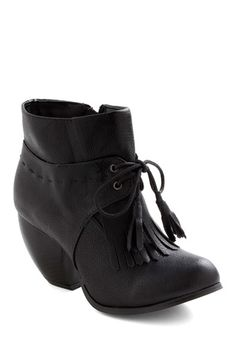 Canter Get Enough Boot in Black, #ModCloth