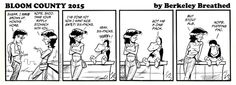 Bloom County 2015 - 17 August 2015
