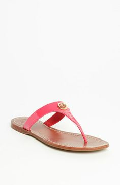 Tory Burch 'Cameron' Sandal available at #Nordstrom