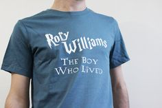 Doctor Who Shirt - Rory Williams, The Boy Who Lived - Sizes Small-2XL - Harry Potter Tee.  via Etsy.