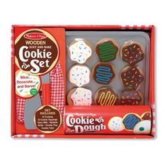 Slice & Bake Cookie Sheet by Melissa & Doug