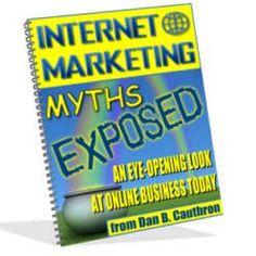Internet Marketing Myths Exposed