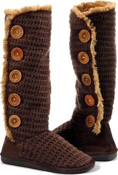 At REI Outlet: Muk Luks Malena Boots.