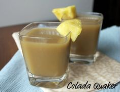 Ecuadorian Colada Quaker my mom has been making this for me every week! I love it so much!!!