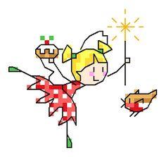 DMC December Fairy