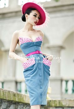 13.  This looks very 1950's to me.  Cute!