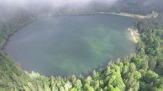 Székelyföld - Szent Anna tó,  Lacul Sfânta Ana Anna, Outdoors, World, Water, Youtube, Gripe Water, Outdoor, The World, Outdoor Rooms