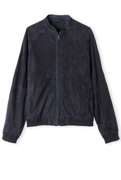 Country Road Suede Bomber $549