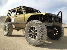 Cherokee Crawler... Nasty!