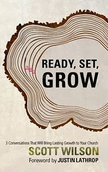 Ready, Set Grow! by Scott Wilson #Christian  In the American church, we talk a lot about developing leaders, but few pastors have a real strategy to turn willing workers into dynamic multipliers. Scott Wilson is one of those few....