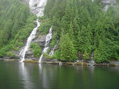 Misty Fjords National Monument and Wilderness Tongass National Forest, Wilderness, River, Explore, Outdoor, Animals, Outdoors, Animales, Animaux