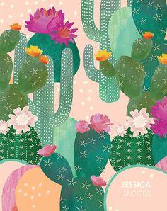 Create Your Own Design Teacher Planner & Lesson Planner Book Brenda Torres, Illustrations, Illustration Art, Teacher Lesson Planner, Cactus Wedding, Life Planner, Monthly Planner, Planner Journal, Journal Notebook