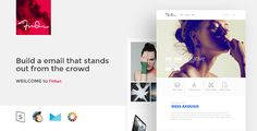 Fintan - Responsive Email Template • Download theme ➝…